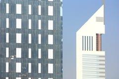 Edifici della Doubai Immagini Stock
