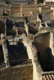 Edifici di Herculaneum immagine stock libera da diritti