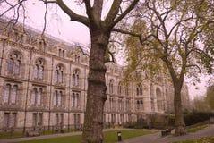 Edifici di Londra - musei Fotografia Stock