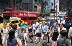 Edifici di New York City Immagine Stock