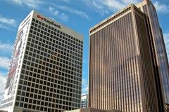 Edifici di Salt Lake City Fotografie Stock Libere da Diritti