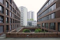 Edifici di Zurigo Universtiy Fotografia Stock Libera da Diritti