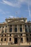 Edifici e vie di Londra Immagini Stock