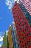 Edifici per uffici Fotografia Stock
