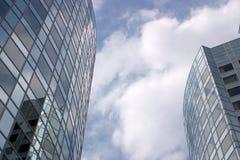 Edifici per uffici Immagini Stock