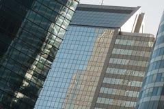 Edifici per uffici Fotografia Stock Libera da Diritti