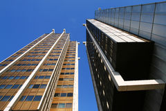Edifici per uffici Immagine Stock Libera da Diritti
