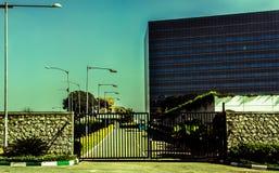 Edifici per uffici dell'IT Fotografie Stock Libere da Diritti