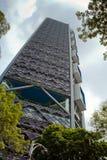 Edifici per uffici a Messico City Immagine Stock Libera da Diritti