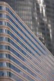 Edifici per uffici moderni Immagine Stock Libera da Diritti