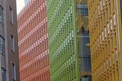 Edifici per uffici moderni Fotografia Stock