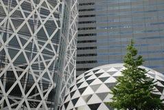Edifici per uffici a Tokyo Fotografia Stock
