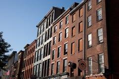 Edifici residenziali Immagini Stock