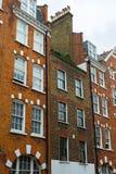 Edifici residenziali Fotografia Stock Libera da Diritti