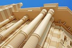 Edificio árabe del estilo Imágenes de archivo libres de regalías