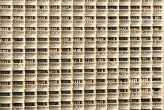 Edificio épico del modelo Foto de archivo libre de regalías