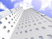 Edificio stock de ilustración