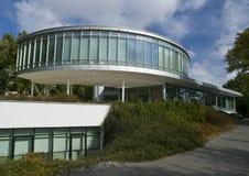 Edificio 1958, Praga de la expo Imagen de archivo