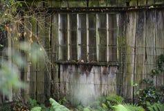 Edificio abandonado Imagenes de archivo