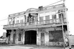 Edificio abandonado Fotografía de archivo