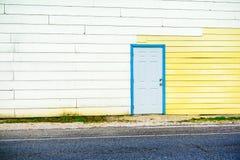 Edificio abandonado de Luisiana Fotos de archivo libres de regalías