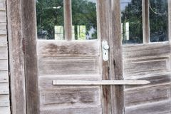 Edificio abandonado de Luisiana Imágenes de archivo libres de regalías
