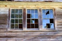 Edificio abandonado de Luisiana Fotografía de archivo libre de regalías