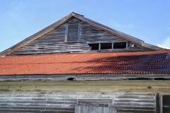 Edificio abandonado de Luisiana Foto de archivo libre de regalías