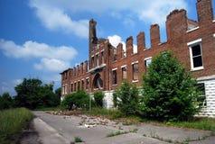Edificio abandonado viejo Fotografía de archivo libre de regalías
