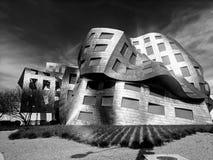 Edificio abstracto Fotografía de archivo libre de regalías
