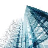 Edificio abstracto