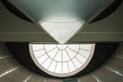 Edificio abstracto Imagen de archivo