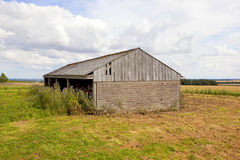 Edificio agrícola viejo Fotografía de archivo