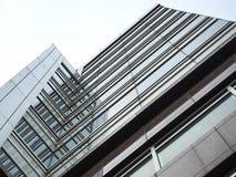 Edificio agradable bajo visión Foto de archivo