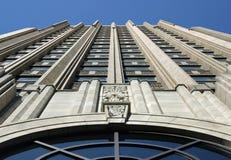 Edificio alto fotografía de archivo