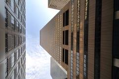 Edificio alto Fotografie Stock Libere da Diritti
