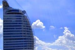 Edificio alto Foto de archivo