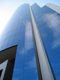 Edificio alto Imágenes de archivo libres de regalías
