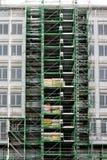 Edificio alto in costruzione Fotografia Stock