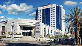 Edificio alto de UMI en Rishon LeZion Fotos de archivo libres de regalías