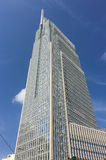 Edificio alto di VCB in Saigon, Vietnam Immagine Stock