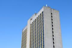 Edificio alto moderno Fotografía de archivo libre de regalías