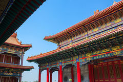 Edificio ancientry chino Foto de archivo