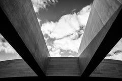Edificio anticipado foto de archivo libre de regalías
