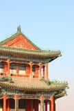 Edificio antiguo chino Imagen de archivo libre de regalías