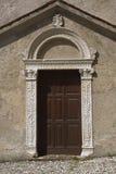 Edificio antiguo en Feltre, Véneto, Italia Fotografía de archivo libre de regalías