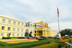 Edificio antiguo en Tailandia Fotos de archivo