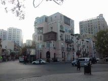 Edificio arquitectónico Imagenes de archivo