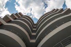 Edificio arquitectónico hermoso Fotos de archivo
