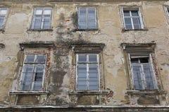 Edificio arruinado fotos de archivo libres de regalías